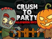 Crush To Party Halloween Edition