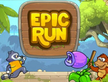 Epic Run Jungle