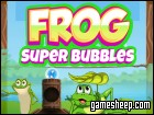 Frog Super Bubble
